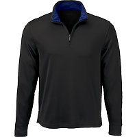 Brooks Brothers BR8105 - Men's Performance Half-Zip ...