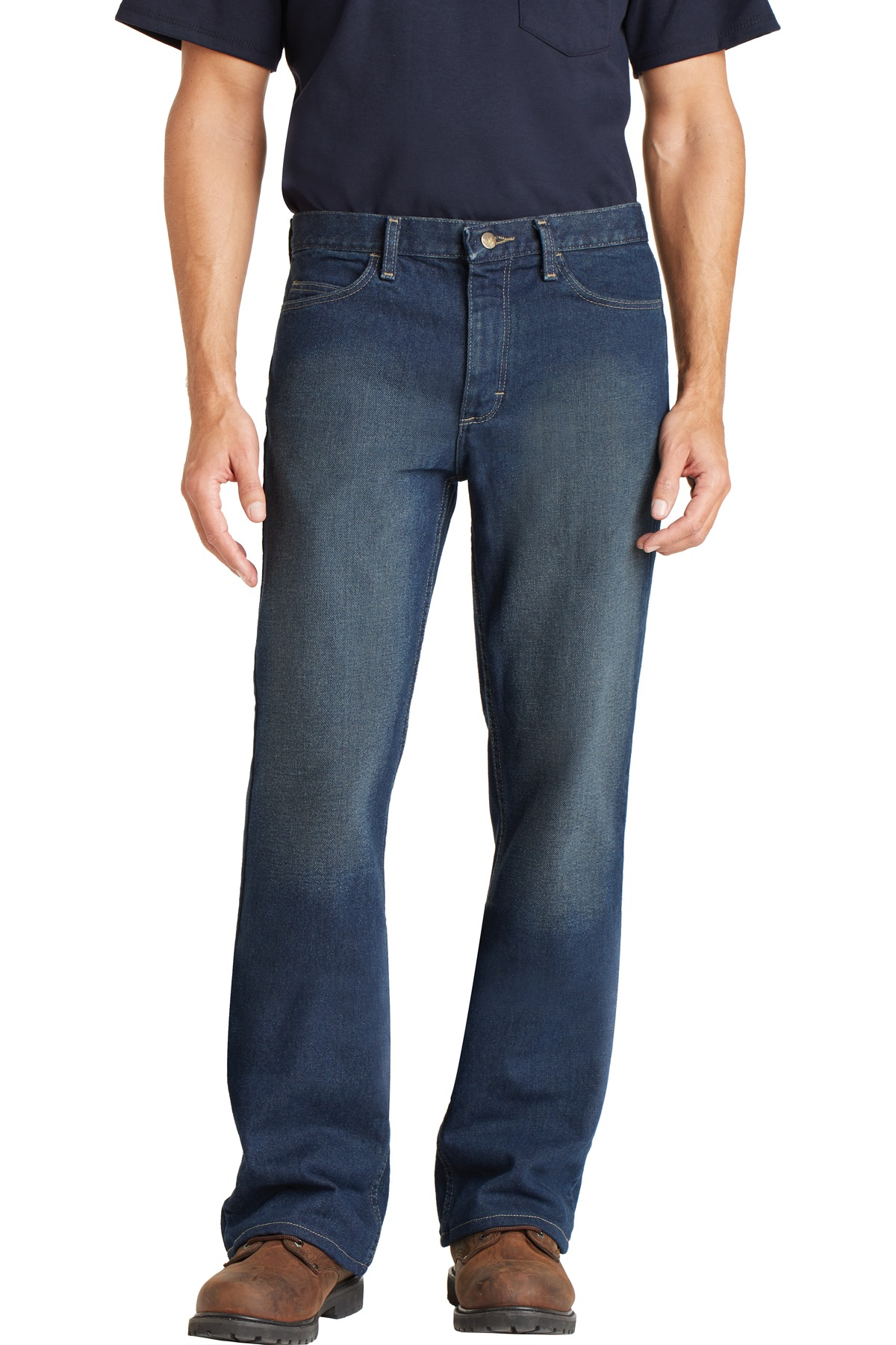 Bulwark  EXCEL FR  PEJM - Men's Straight Fit Sanded ...