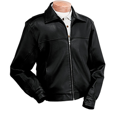Burk's Bay BB625 - Men's Superior Napa Full Zip Jacket