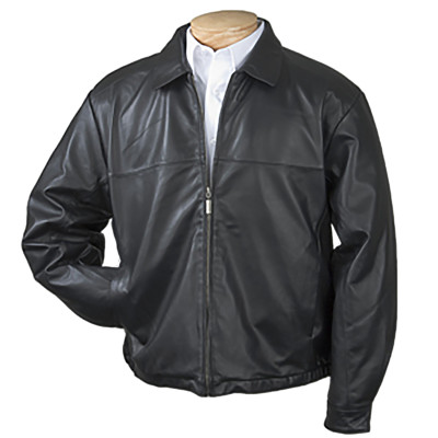 Burk's Bay BB629 - Men's Premium Lambskin Full Zip Jacket