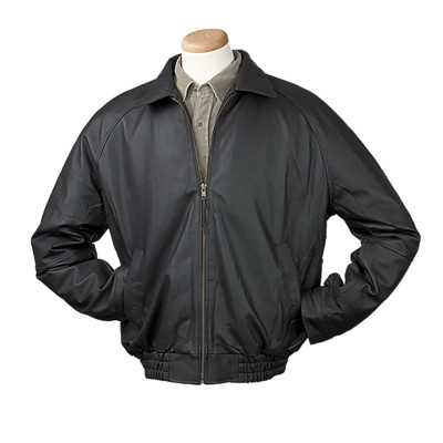 Burk's Bay BB630 - Men's Napa Classic Full Zip Jacket