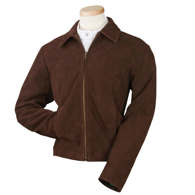 Burk's Bay BB7131 - Ladies' Suede Full Zip Jacket