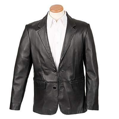Burk's Bay BB7220 - Men's Lambskin 2-Button Blazer
