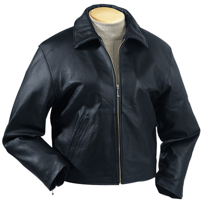 Burk's Bay BB9195 - Ladies' Lambskin Classic Full-Zip Jacket
