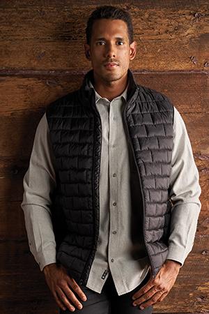 Burnside® 8703 - Element Puffer Vest