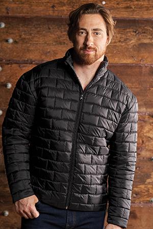 Burnside® 8713 - Element Puffer Jacket