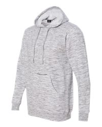 Burnside B8609 - Injected Yarn Dyed Fleece Hooded Pullover ...