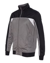 Burnside B8651 - Insert Track Jacket