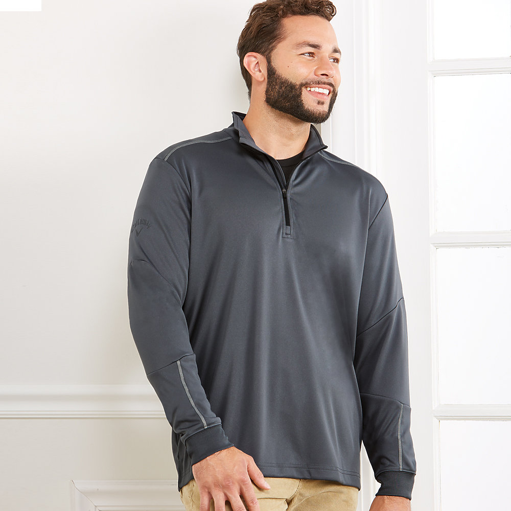Callaway CGM540 - Men's Water Repellent Quarter-Zip