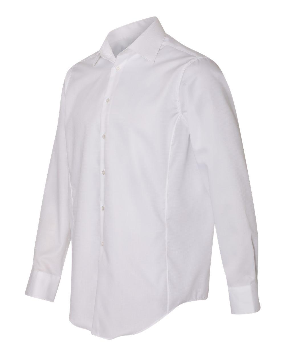 Calvin Klein 13CK035 - Slim Fit Non-Iron Dobby Pindot Shirt