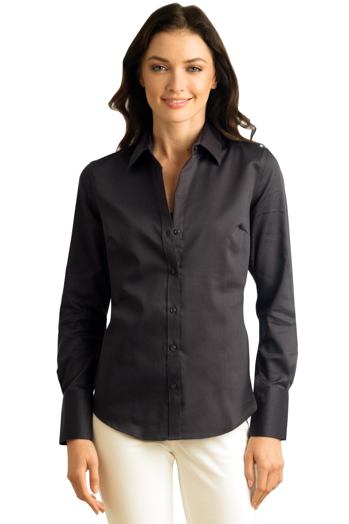 Calvin Klein CALV0030 - Women's Non-Iron Dobby Shirt