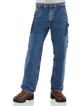 Carhartt B13 - Loose Original Fit Washed Work Jean