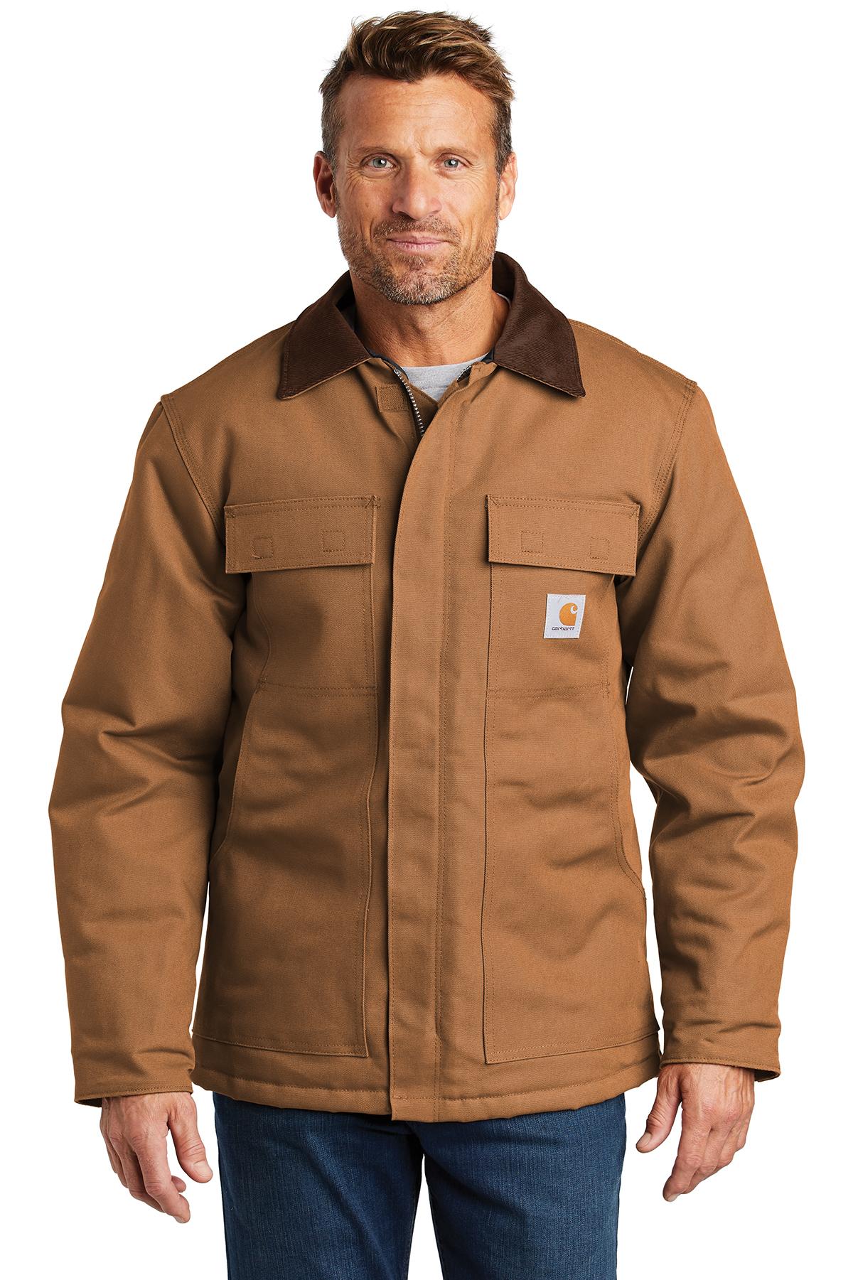 Carhartt® CTC003 - Duck Traditional Coat