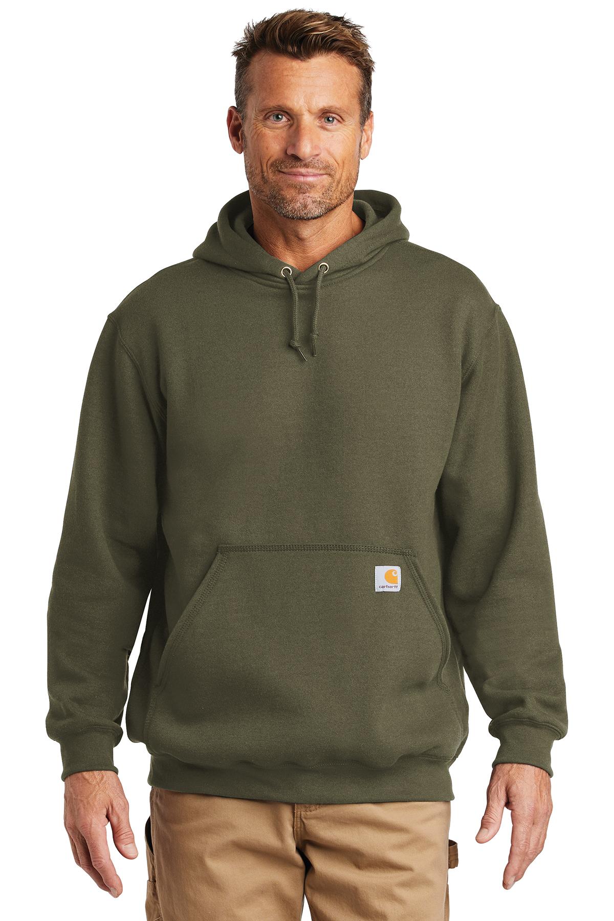 Carhartt CTK121 - Midweight Hooded Sweatshirt