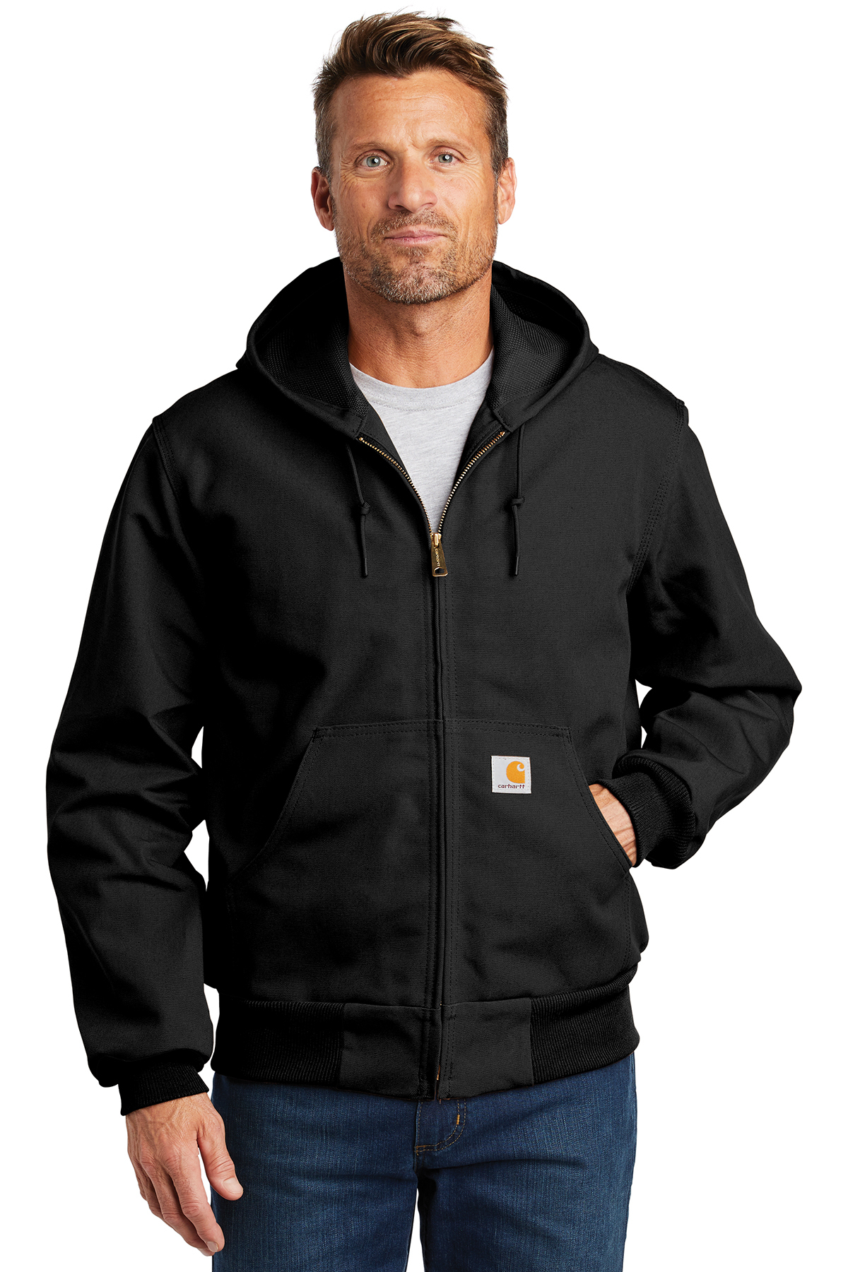 Carhartt® CTTJ131 - Tall Thermal-Lined Duck Active ...
