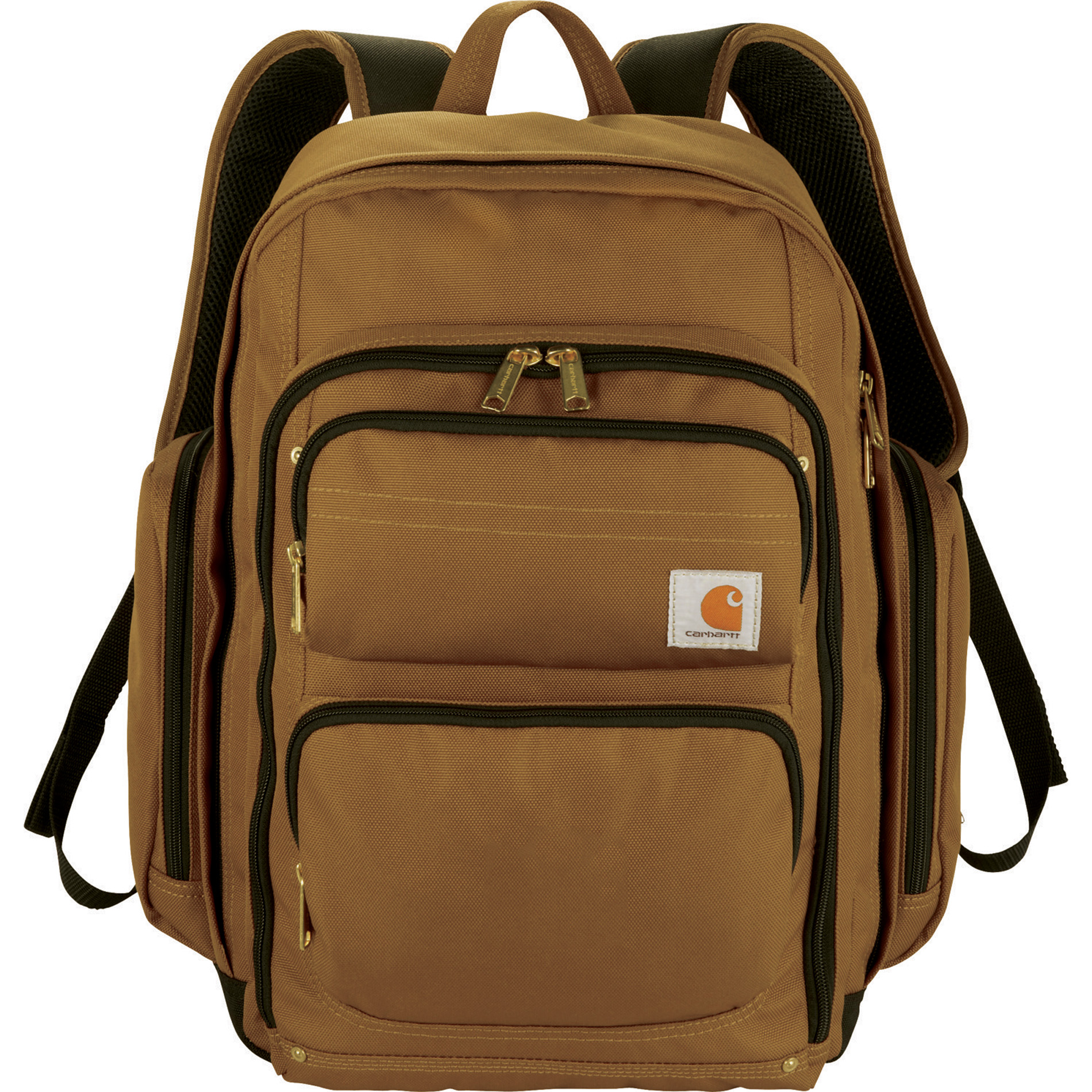 Carhartt 1889-41 - Signature Deluxe 17 Computer Backpack