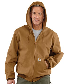 Carhartt J131 - Thermal Lined Duck Active Jacket