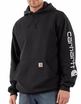 Carhartt K288 - Signature Sleeve Pullover Hood