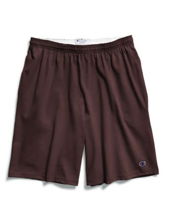 Champion 85653 - Authentic Cotton 9-Inch Men's Shorts ...
