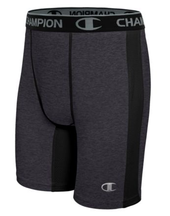 Champion 87294 - PowerFlex Men's Solid Compression Shorts