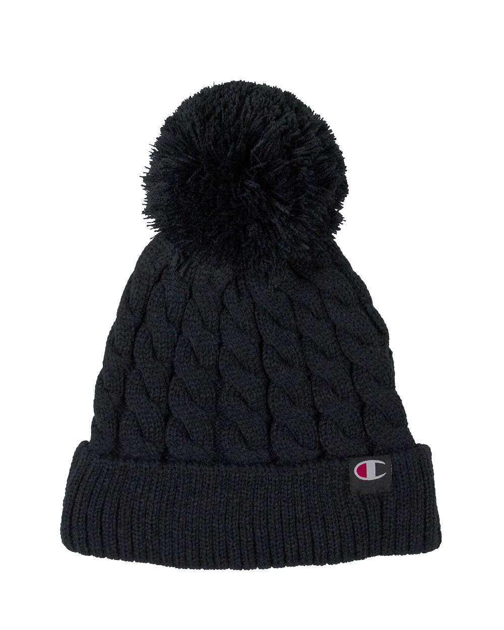 Champion CH2081 - Limited Edition Cable Pom Beanie