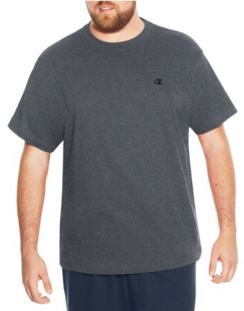 Champion CH305 - Big & Tall Men's Short Sleeve Jersey ...