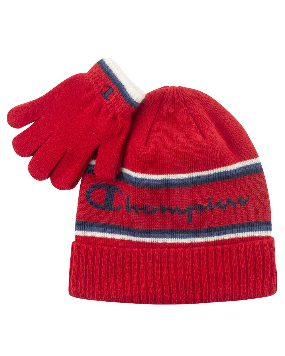 Champion CM50290 - Limited Edition Youth Script Winter Set