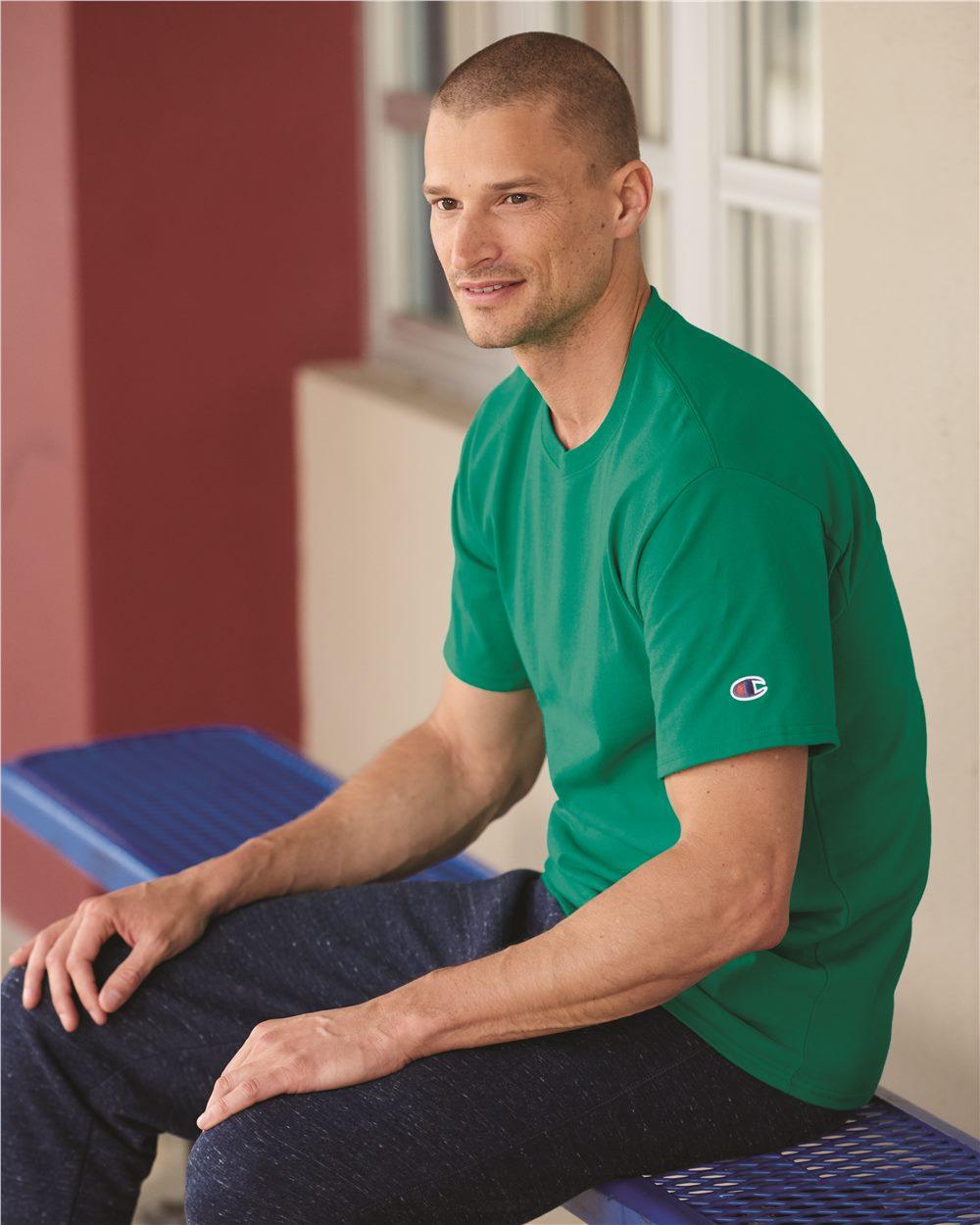 Champion CP10 - Ringspun Cotton T-Shirt