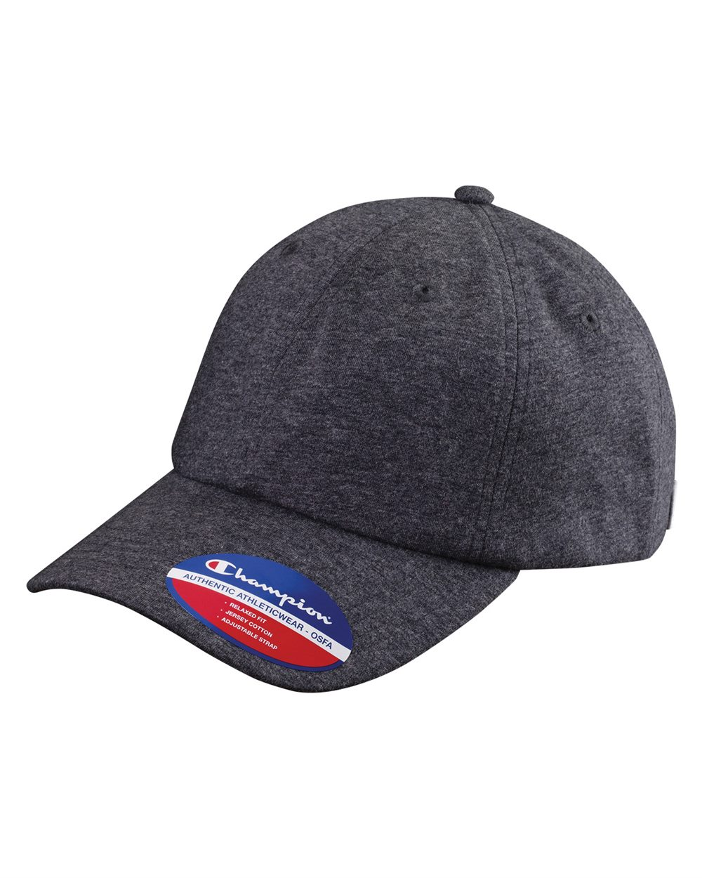 Champion CS4001 - Jersey Knit Dad Cap
