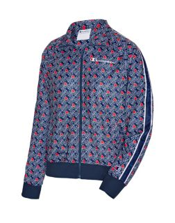 Champion J4352P-549707 - Women's Floral Track Jacket,...