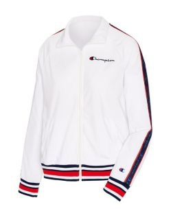 Champion QJ4352 - Women's Plus Track Jacket