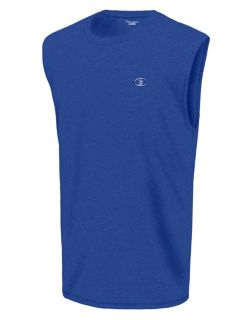Champion T0222 - Men's Classic Jersey Muscle Tee