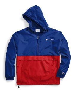 Champion V1016 - Men's Colorblocked Packable Jacket