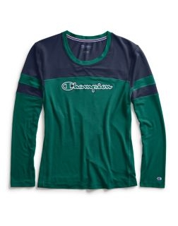 Champion W4386G - Women's Long-Sleeve Tee