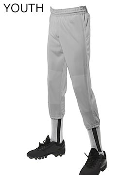 Champro BPVY - Youth Pull-Up Baseball Pant