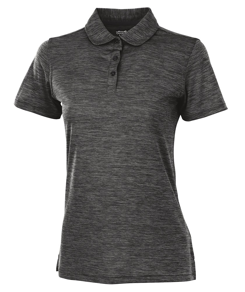 Charles River 2814 - Women's Space Dye Performance Polo