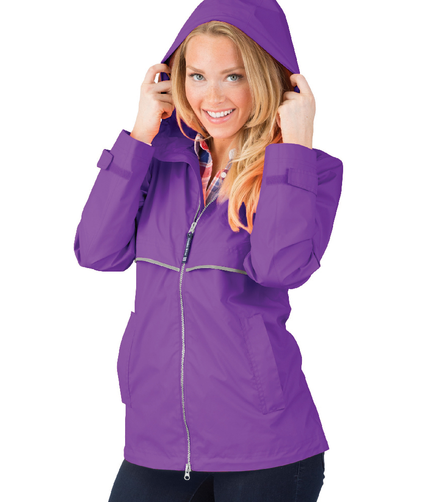 Charles River 5099 - Women's New Englander® Rain Jacket