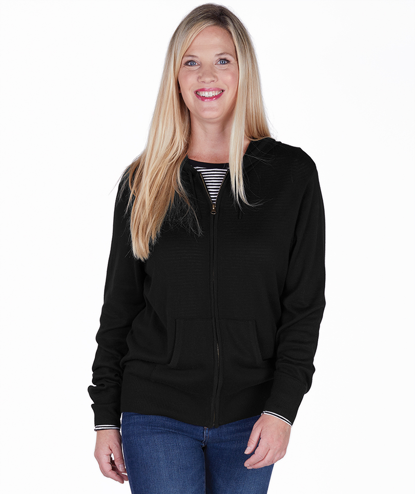 Charles River 5156 - Women's Mystic Sweater Hoodie