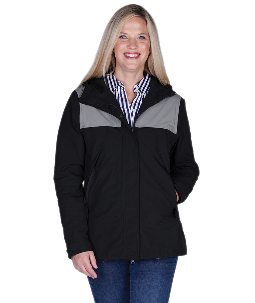 Charles River 5161 - Women's Manchester Rain Jacket