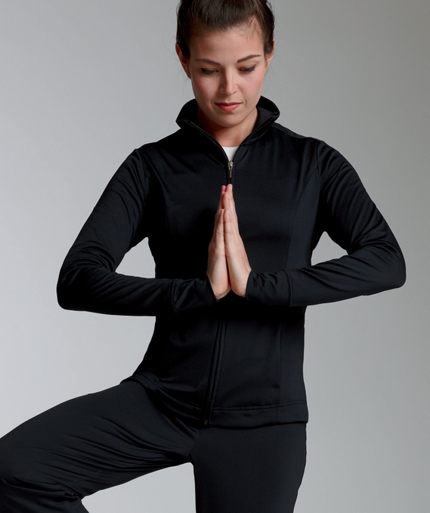 Charles River 5186 - Women's Fitness Jacket