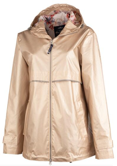 Charles River 5197 - Women's New Englander Rain Jacket ...