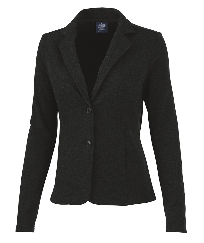 Charles River 5737 - Women's Hartford Knit Blazer