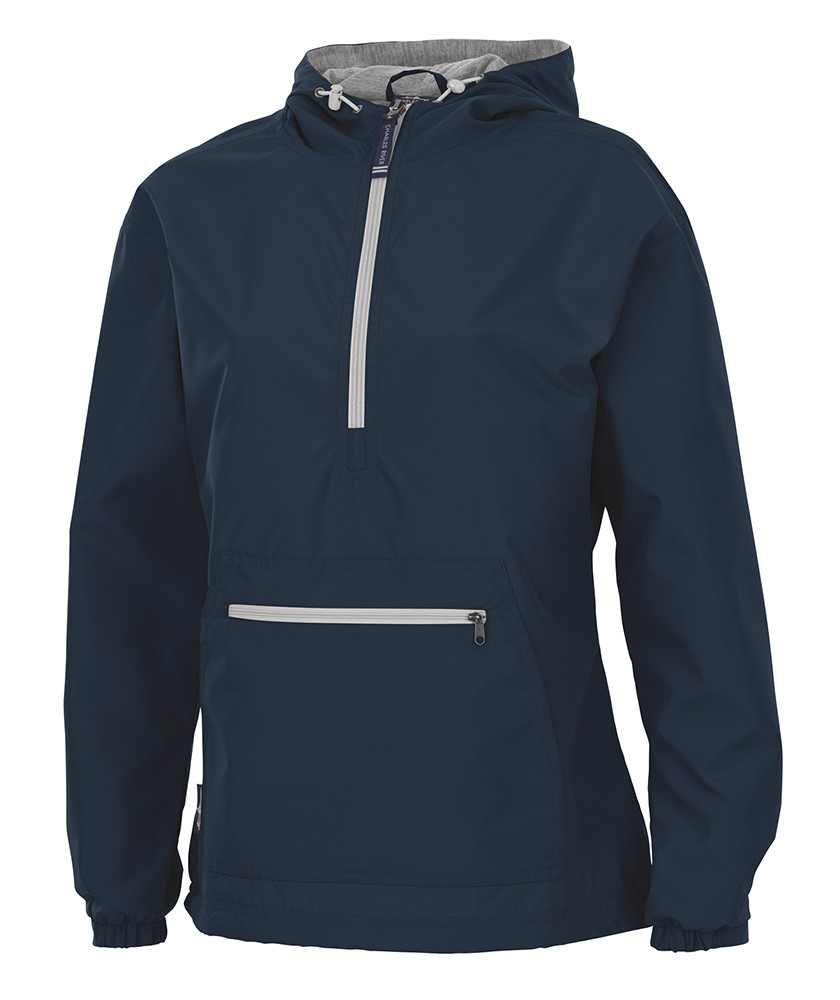 Charles River 5809 - Women's Chatham Anorak Solid
