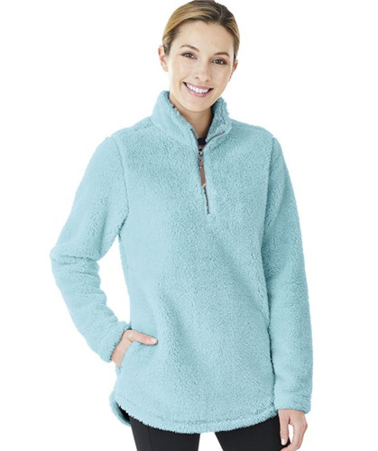 Charles River 5876 - Women's Newport Fleece Pullover