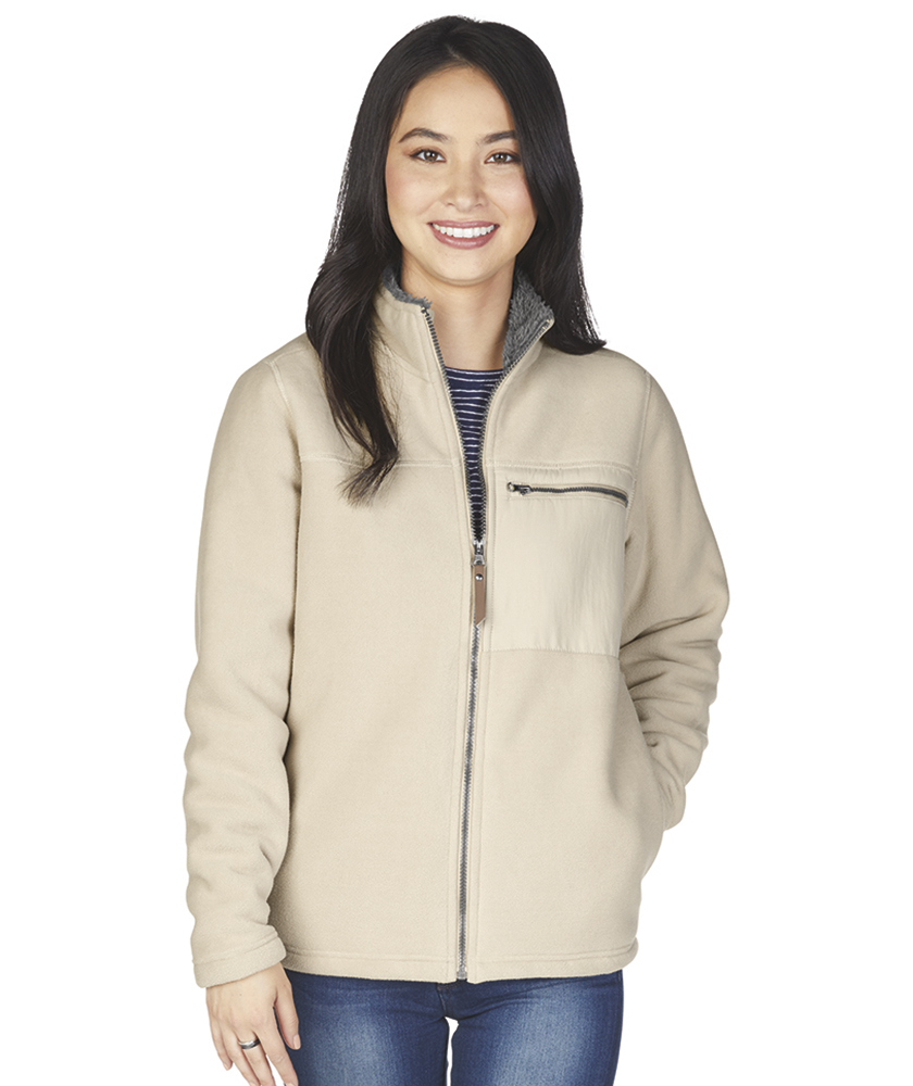 Charles River 5973 - Women's Jamestown Fleece Jacket