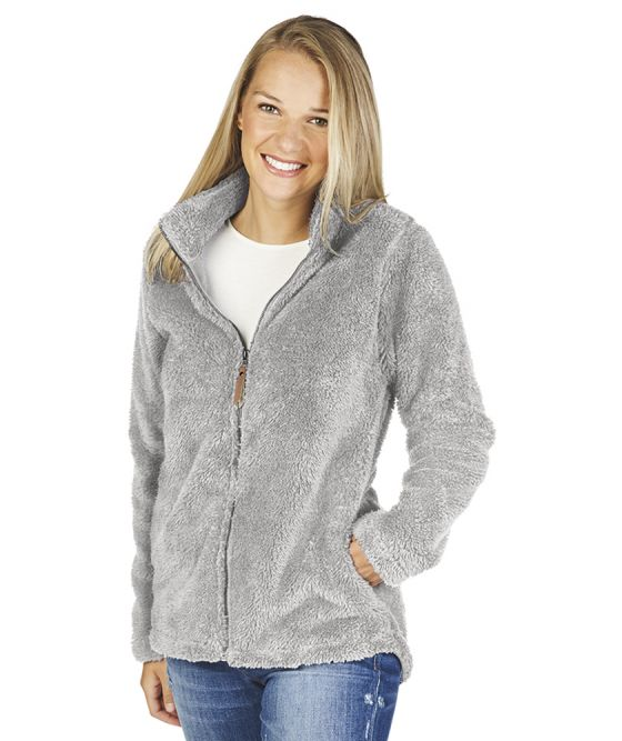 Charles River 5978 - Women's Newport Full Zip Fleece ...