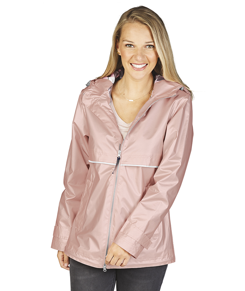 Charles River 5996 - Women's New Englander Rain Jacket ...