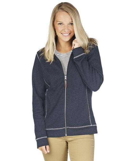 Charles River 5998 - Women's Conway Flatback Bib Jacket