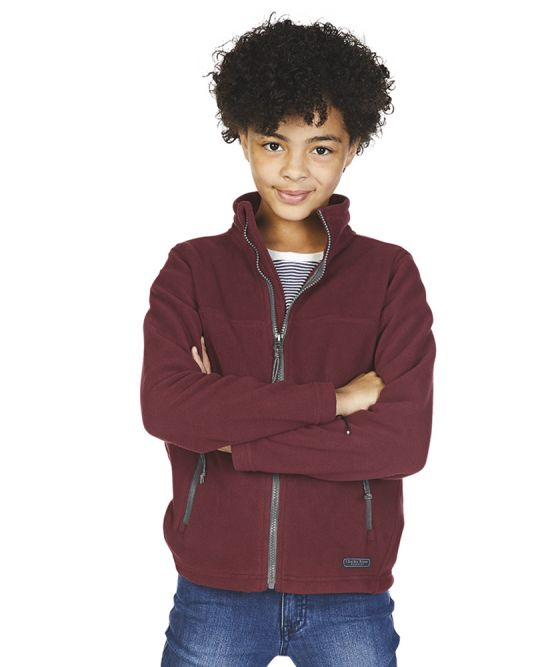 Charles River 8950 - Youth Boundary Fleece Jacket