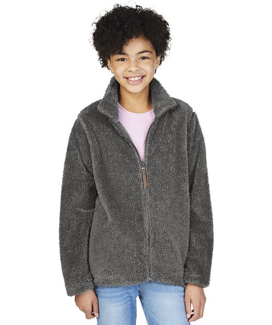 Charles River 8978 - Youth Newport Fleece Jacket